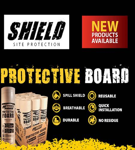 Shield Protective Board