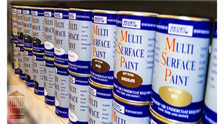 MSP - The All-Rounder paint