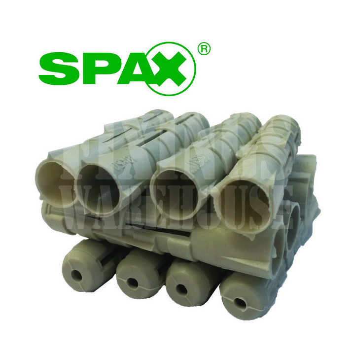 SPAX WALL PLUGS