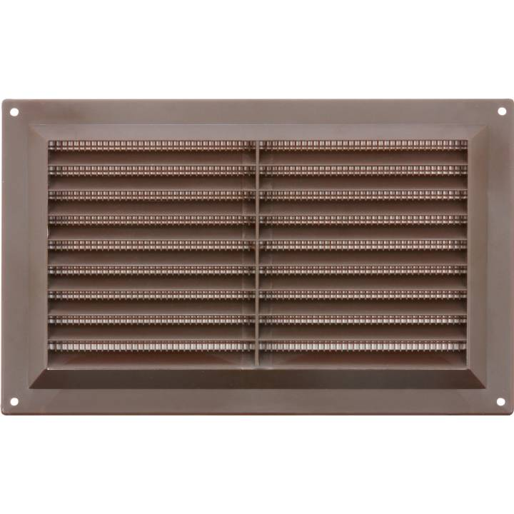 LOUVRE VENT - BROWN