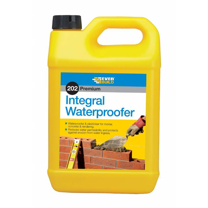 INTEGRAL LIQUID WATERPROOFER - 5L