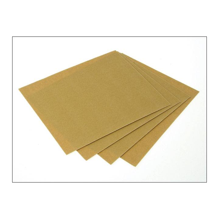 SANDPAPER 280MM SHEETS - ASSORTED