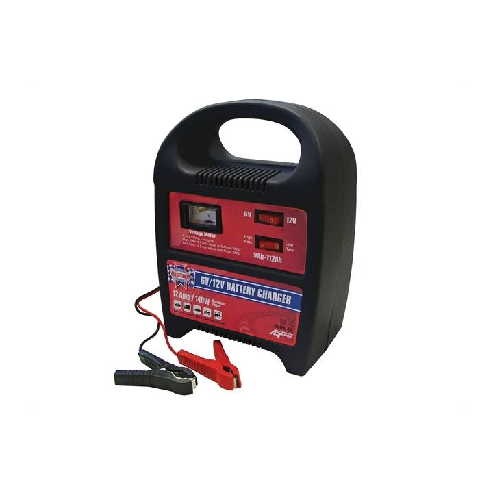 8AMP CAR BATTERY CHARGER