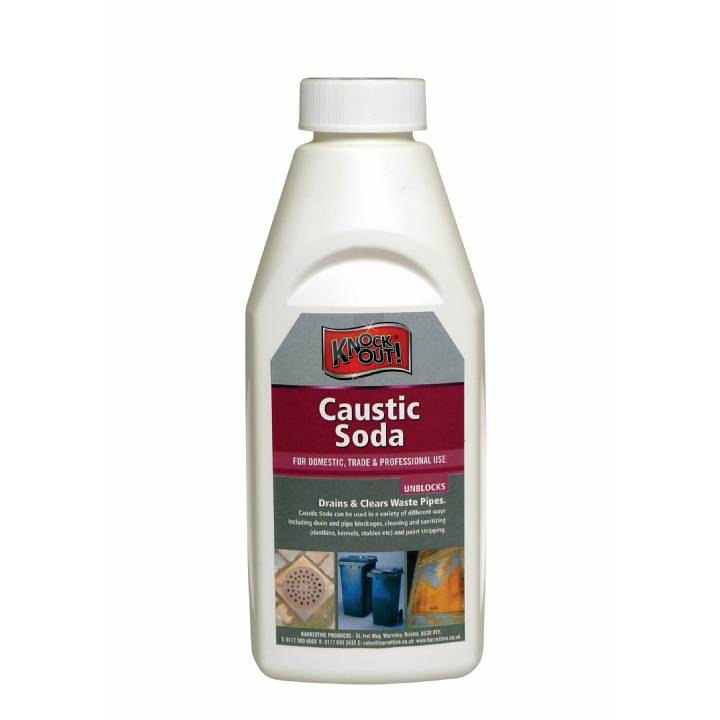 BIRD BRAND CAUSTIC SODA 1KG