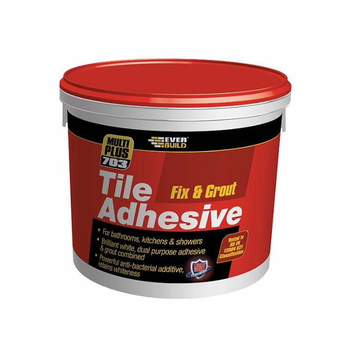FIX AND GROUT 750G/500ML