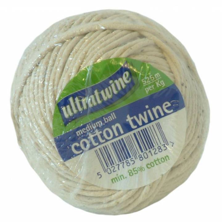 COTTON TWINE LARGE BALL