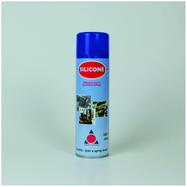 SILICONE SPRAY 500ML