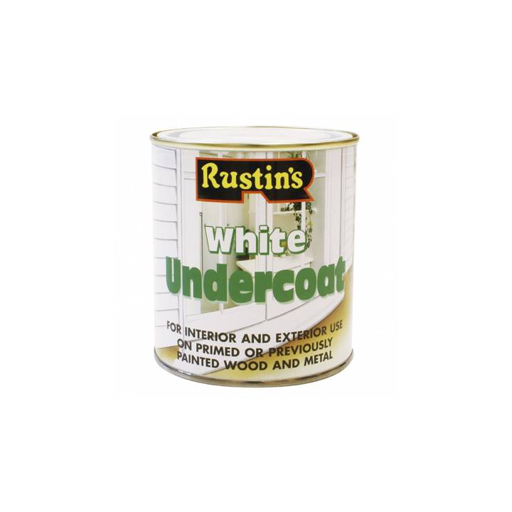 RUSTINS OIL BASED UNDERCOAT