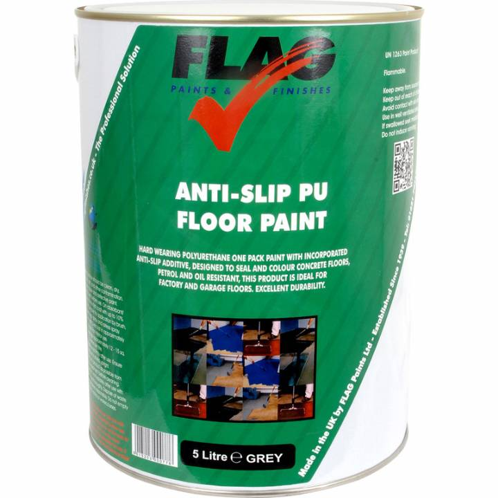 ANTI SLIP PU FLOOR PAINT