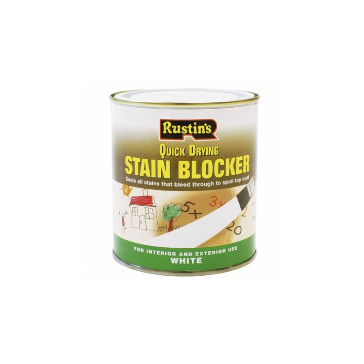 RUSTINS STAIN BLOCKER