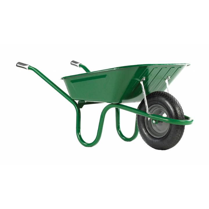 HAEMMERLIN ORIGINAL GREEN 90L WHEELBARROW