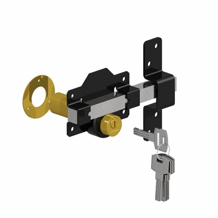 BIRKDALE PREMIUM 2 INCH DOUBLE LOCKING BOLT