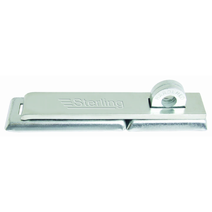 STERLING PHOENIX HEAVY DUTY HASP & STAPLE