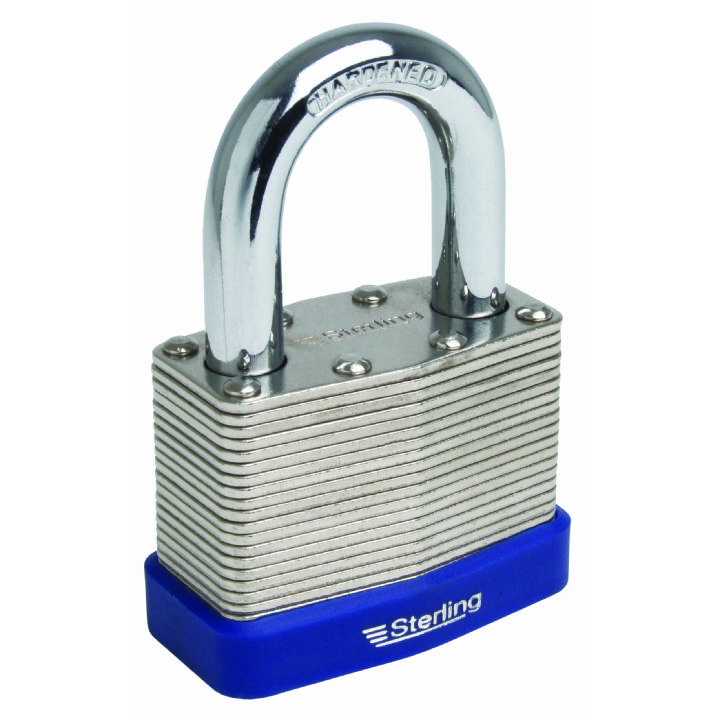 STERLING 64MM LAMINATED PADLOCK