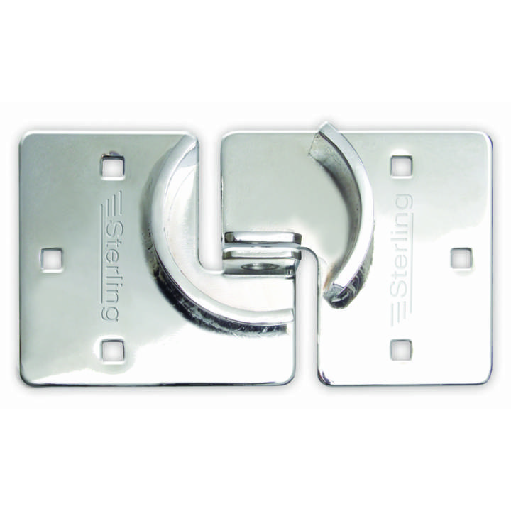 STERLING HASP & STAPLE FOR SHACKLELESS PADLOCK