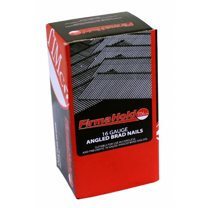 FIRMAHOLD ANGLED BRADS 16G     2000
