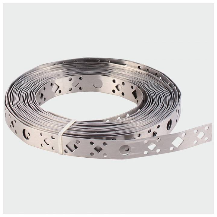 STAINLESS STEEL FIXING BAND 10mm x 20M