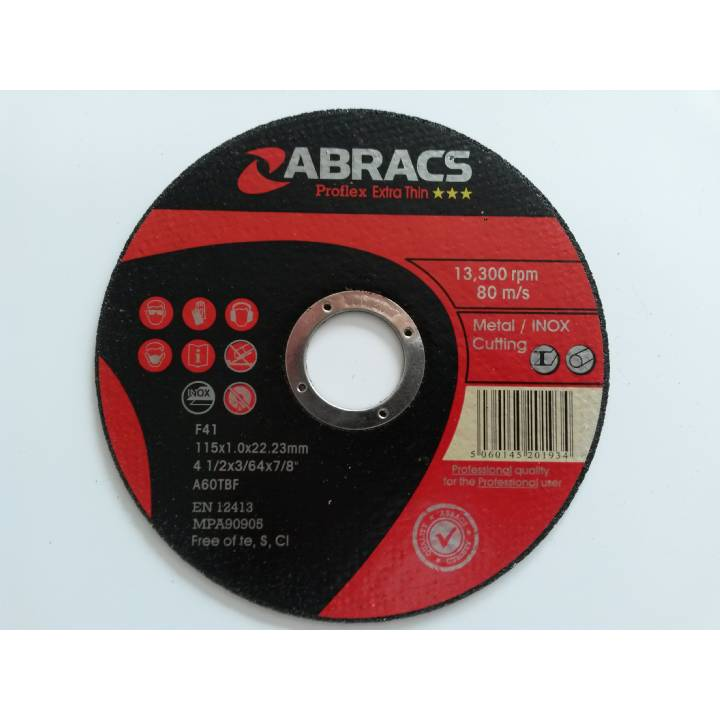 METAL CUTTING DISC 1MM