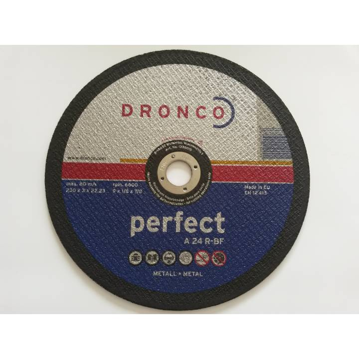 DRONCO CUTTING DISC METAL 9 inch