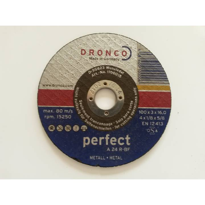 DRONCO CUTTING DISC METAL