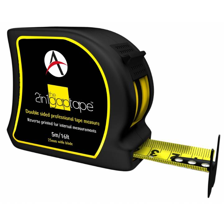 ADVENT 5M GAP TAPE MEASURE