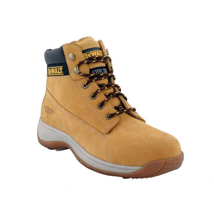 DEWALT APPRENTICE WORK BOOT - HONEY SIZE 11