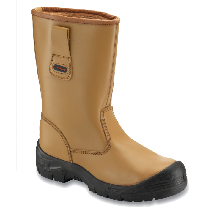LINED RIGGER BOOT H/DUTY