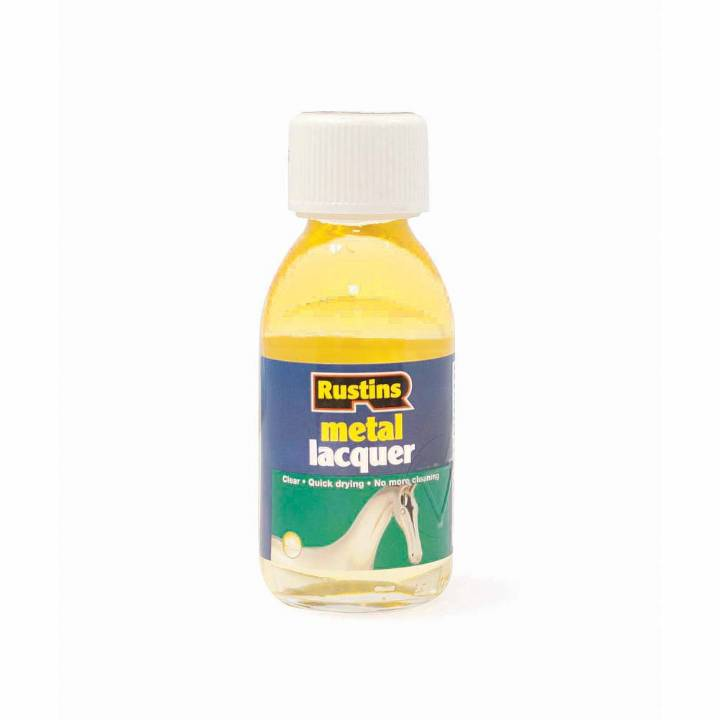 RUSTINS METAL LACQUER 125ML