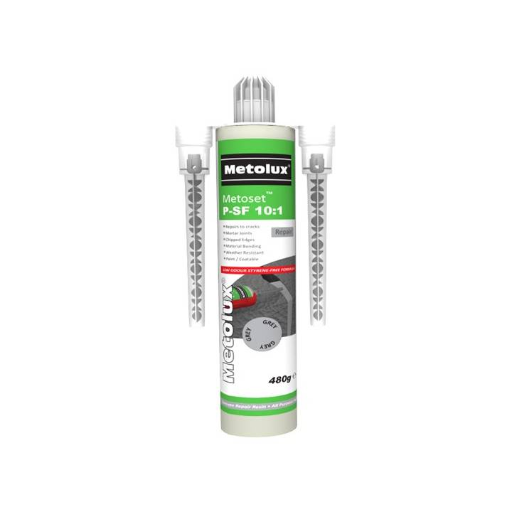 METOLUX METOSET REPAIR RESIN 480G