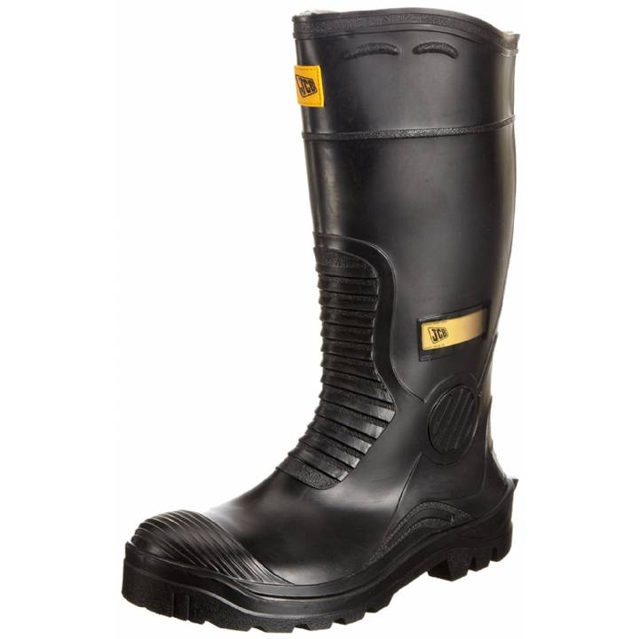 JCB Mens Hydromaster Safety Wellington Boots