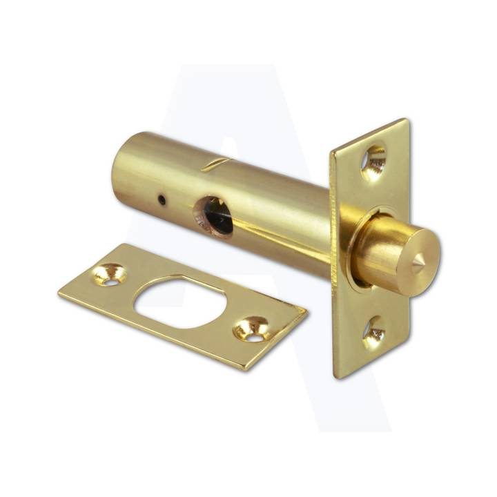ERA RACK BOLT(2) & KEY BRASS TRADE PACK