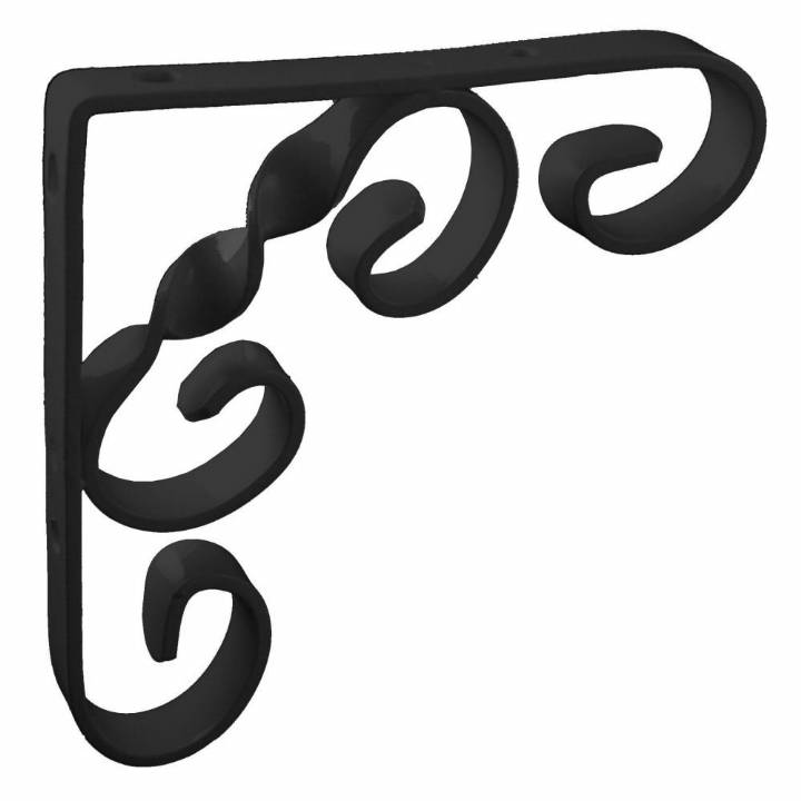 ORNAMENTAL SHELF BRACKET 6