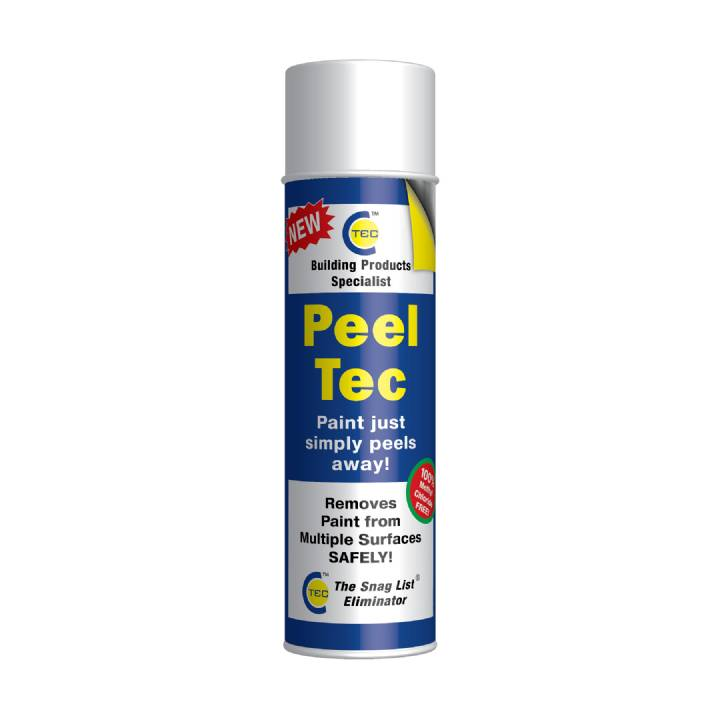 CT1 PEELTEC 500ML PAINT STRIPPER