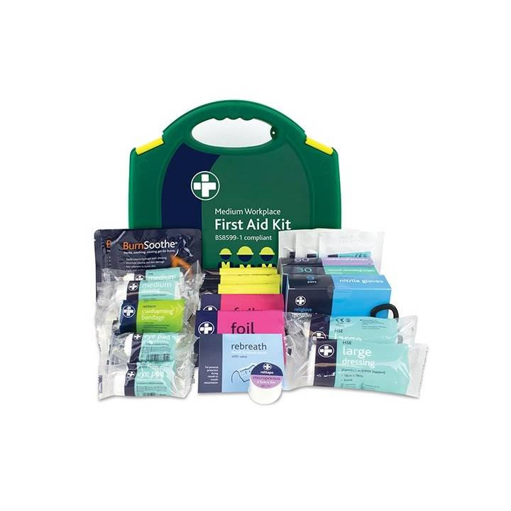 MEDIUM WORK PLACE FIRST AID KIT