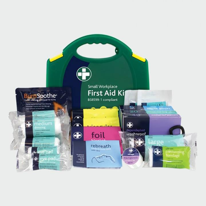 SMALL WORK PLACE FIRST AID KIT