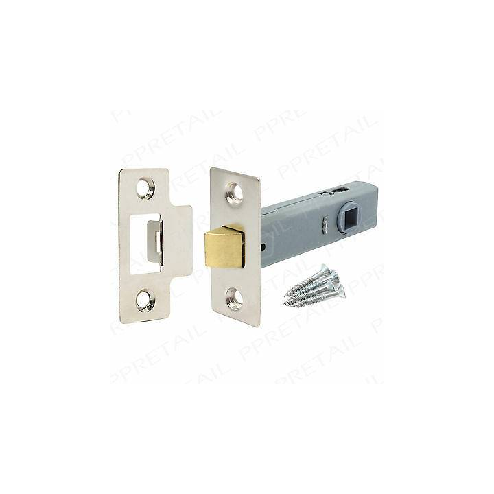 TUBULAR LATCH NICKEL 3 INCH