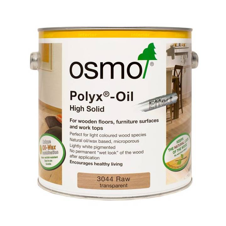OSMO POLYX OIL EFFECT RAW 2.5L