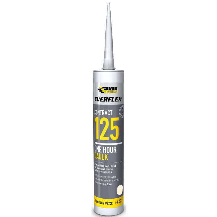 125 ONE HOUR CAULK MAGNOLIA C3