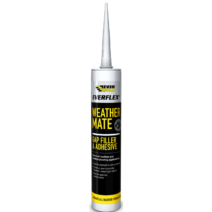 WEATHERMATE SEALANT CLEAR